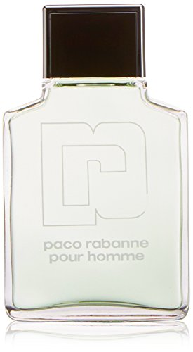 Paco Rabanne Pour Homme / men, Aftershave Splash 100 ml, 1er Pack (1 x 100 ml)