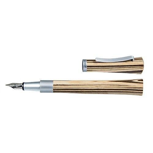 ONLINE Kalligrafie-Set Newood mit Tintenpatronen