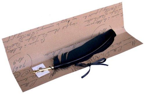 Kalligraphie-Geschenkset schwarz
