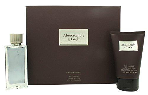Abercrombie & Fitch First Instinct Geschenkset 50ml EDT + 100ml Body Wash