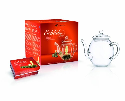Creano Teeblumen Mix – Geschenkset