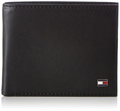 Tommy Hilfiger, ETON HO GIFTBOX MINI CC WALLET AM0AM01188 Herren Geldbörsen, 20x13x2 cm (B x H x T), Schwarz (BLACK 001)