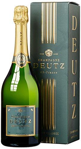 Deutz Brut Classic mit Geschenkverpackung (1 x 0.75 l)