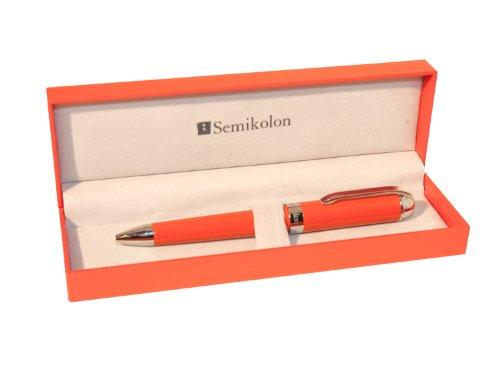 Semikolon Kugelschreiber