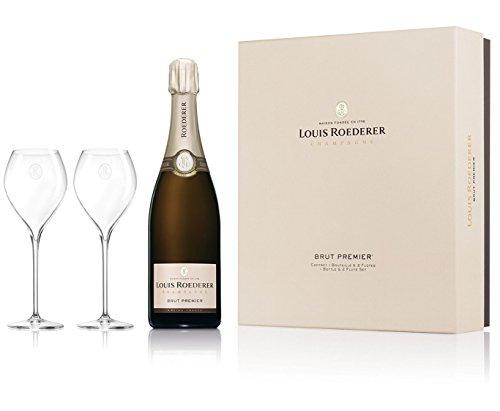 Champagne Louis Roederer S.A. GP Genuss zu Zweit BP Champagner (1 x 0.75 l)