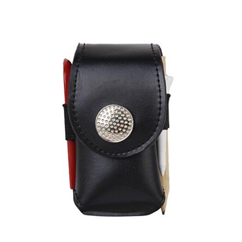 Mini Golf Ball Übungsbälle Tasche Tees Ballmarker Werkzeug Geschenk Set