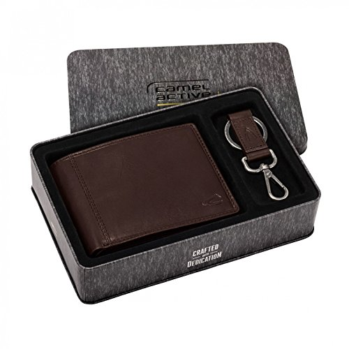 camel active Thompson Gift Box Brown