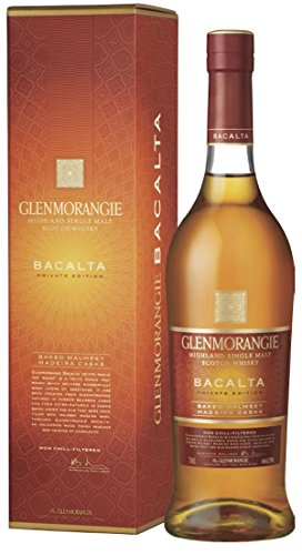 Glenmorangie Bacalta Private Edition 8 Whisky 70cl In Gift Box