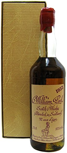 Rarität: William Peel Blended Scotch Whisky 0,7l Jahrgang 1952 incl. Geschenkbox (siehe zusätzliche Artikelbeschreibung)