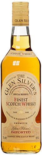 Glen Silver Scotch Whisky in Geschenkbox (1 x 0.7l)