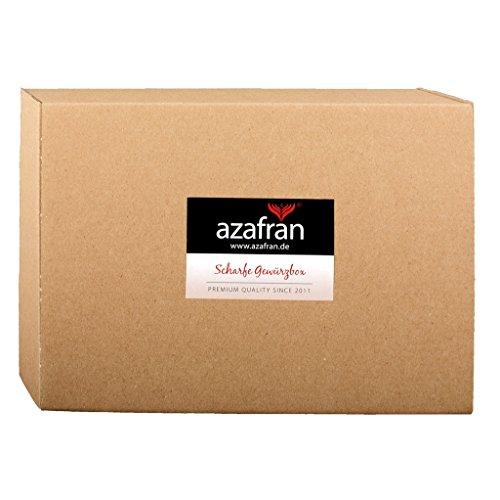 Gewürze Set Hot – Geschenkset Scharf mit Chili von Azafran