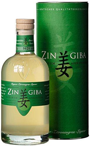Zingiba Elixirum Aperitivum mit Geschenkverpackung Likör (1 x 0.5 l)