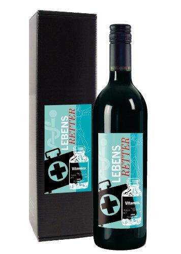 Wein-Geschenk 'Lebensretter'