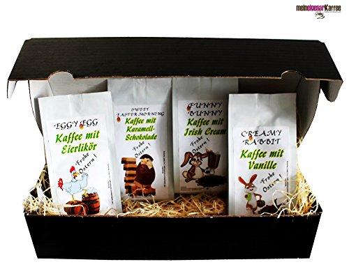 Ostern Geschenk Set aromatisierter Kaffee
