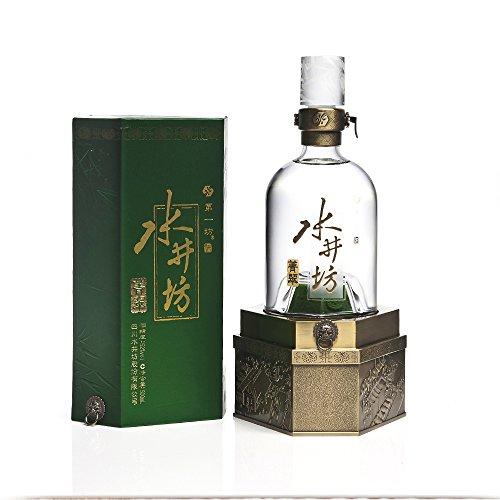 Shui Jing Fang Forest Green mit Geschenkverpackung Liköre (1 x 0.5 l)